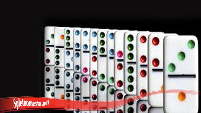 Berikut Nilai Dalam Permainan Domino