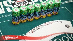 Berikut Nilai Dalam Permainan Poker